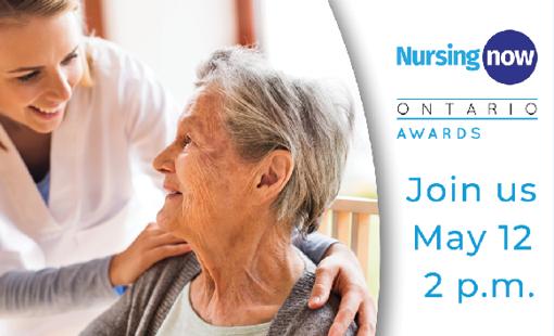 Nursing Now Ontario Award Celebration